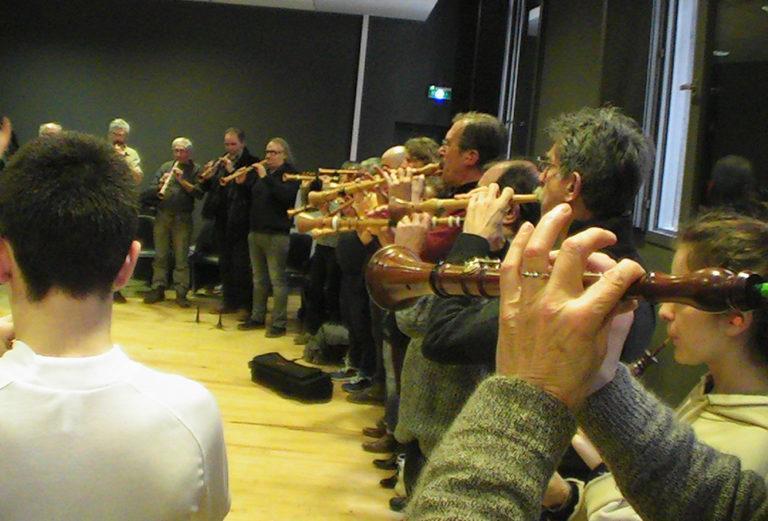 Stage de technique instrumentale pour hautbois populaires occitans et catalans